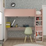 Hoogslaper Jules - Antique Pink 2